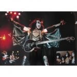 Kiss -Stockholm Stadium 1997 poster