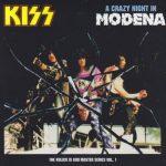 Kiss –A Crazy Night In Modena cd