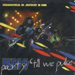 Kiss -Party Till We Puke dcd