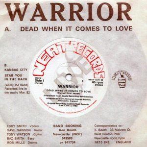 WarriorDeadwhenitcomesCDS1