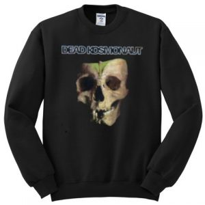 DeadKosmonautExpectnothingSWEATER
