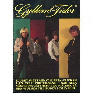 GylleneTider1986cassette1