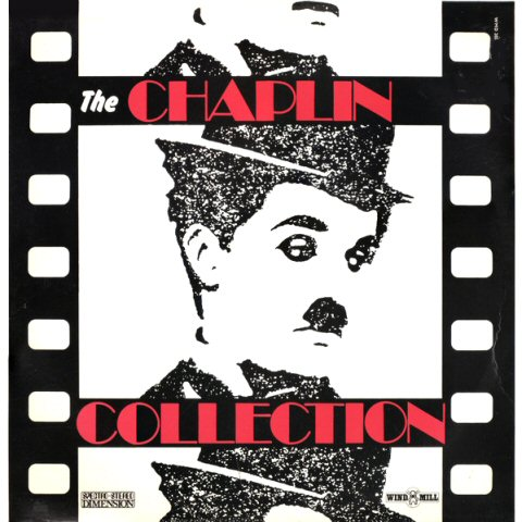 Charlie Chaplin The Chaplin Collection Lp Tpl Records