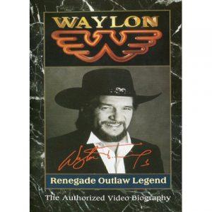 WaylonJenningsRenegadeVHS1