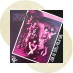 Kiss -Cum On Feel The Noize dlp [white]