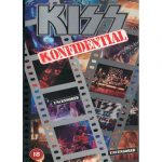 Kiss -Konfidential vhs [Uk version 1]