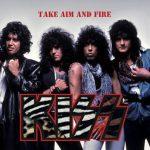 Kiss –Take Aim And Fire dcd