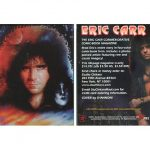 Kiss -Eric Carr 2001 Promo Card [promo]