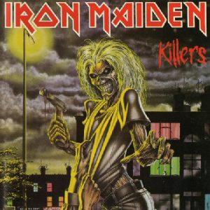 IronMaidenKillersCDremasteredEMISwindon1