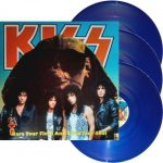Kiss -Bare Your Flesh And Strip Your Soul 3lp [blue]