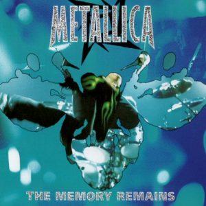 MetallicathememoryremainsCDsBLUE1