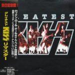 Kiss –Greatest Kiss cd [japan]