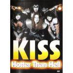 Kiss –Hotter Than Hell dvd