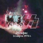 Kiss –Memphis 76 cd