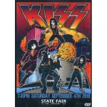 Kiss –State Fair And Beyond dvd