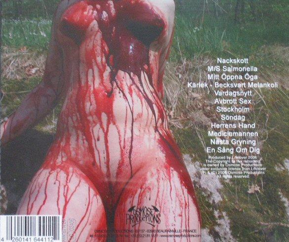 Lifelover Pulver Cd Tpl Records