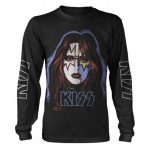 Kiss -Ace Frehley 1978 Solo Album Long Sleeve Medium