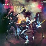 Kiss -Alive dlp [us blue labels]