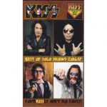 Kiss –Best Of Solo Shows 2016/2017 4cd box