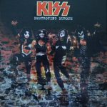 Kiss -Destroying Europe [4 pic disc/box]