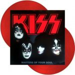 Kiss ‎–Masters Of Your Soul dlp [red]