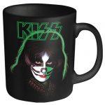 Kiss -Peter Criss mug