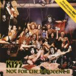 Kiss ‎–Not For The Innocent II dcd