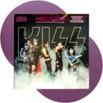Kiss –Return To Capital Center dlp [purple]