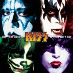 Kiss -The Very Best Of Kiss promo poster