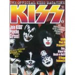 Kiss -The Official Kiss Magazine 1998