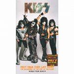 Kiss –First Final Ever Last Kiss 2cd/2dvd box
