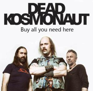 Dead Kosmonaut